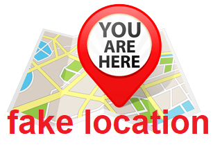 Share your fake GPS location