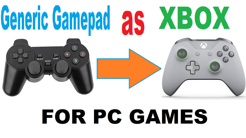Run Any USB Gamepad As Xbox 360 in any PC/Laptop | M-TechRidge