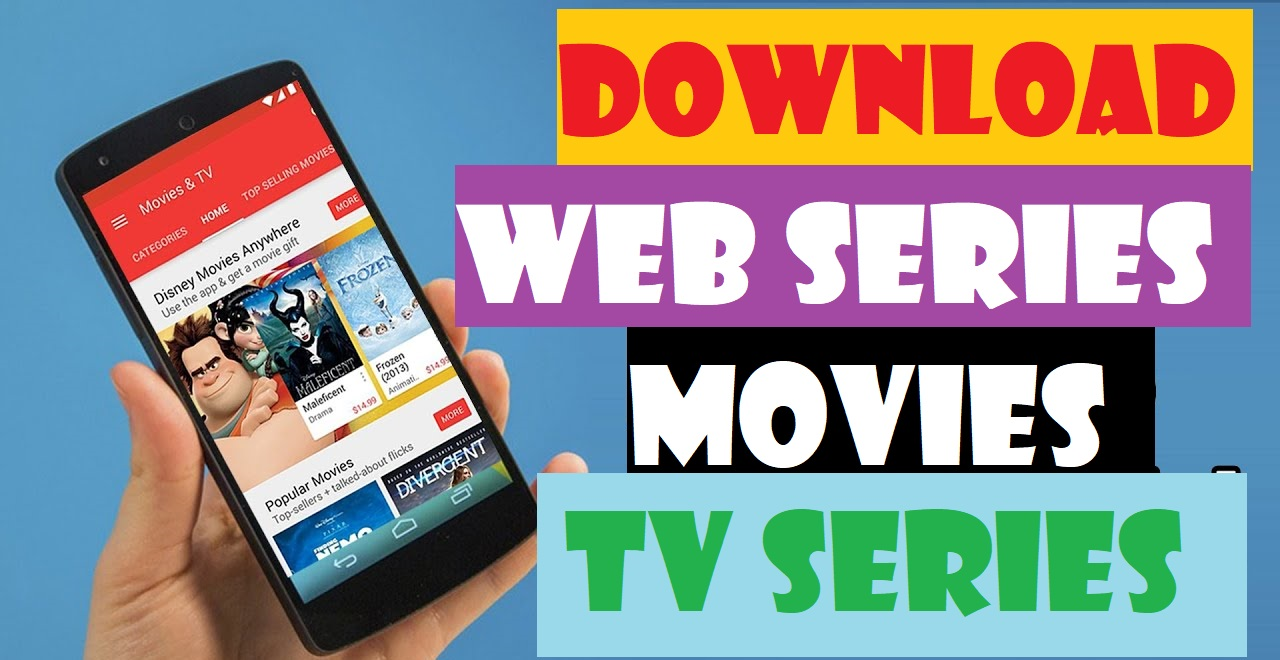 How to Download Any Movies, Web Series, TV Series