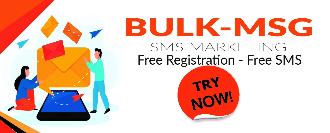 Bulk SMS by M-TechRidge